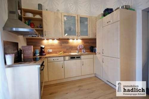 Top gepflegte Maisonette-Wohnung in Bestlage von Maishofen zu vermieten!