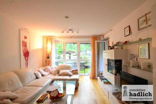 Gartenwohnung in sonniger und ruhiger Lage in Hinterglemm zu verkaufen!