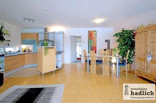 Eigentumswohnung mit schönem Garten in Seelage von Zell am See zu verkaufen!