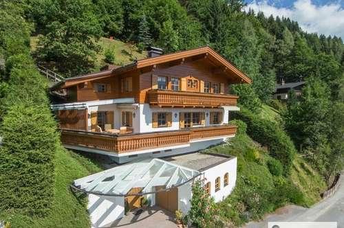 Exklusives Landhaus mit traumhaft schönem Seeblick in Bestlage von Zell am See zu verkaufen!