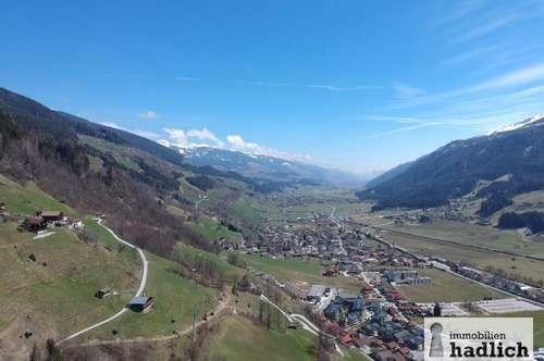 Panorama-Grundstück mit unverbaubarer Aussicht zu verkaufen - Skilift-Nähe & SKI-IN/SKI-OUT möglich!