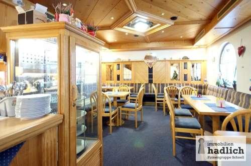 Traditionelles Cafe mit 2 Appartements im Zentrum von Hochfilzen zu verkaufen!