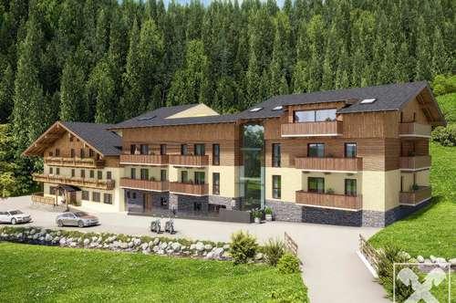 4-Zimmer-Alpin-Neubauwohnungen mit touristischer Nutzung in Unken