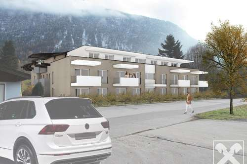 """""""Q94"""" - 3-Zimmer-Neubauwohnungen im Zentrum von Unken"""