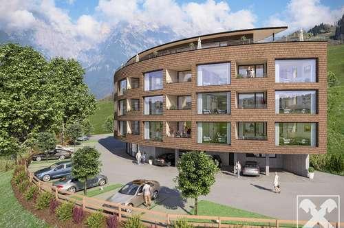 Exklusive Appartements in Sonnenlage von Maria Alm