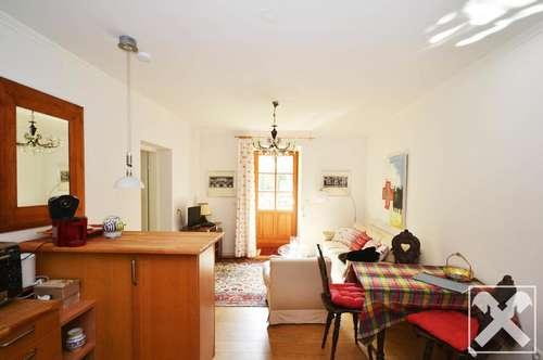 2-Zimmer-Terrassenwohnung Nähe Schloss Grubhof