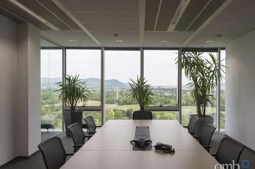 Büroflächen von 608-1.402 m²