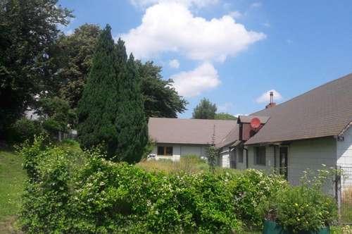 Renovierungsbedürftiges Einfamilienhaus mit Ausbaupotential und Garage nähe Neusiedler See
