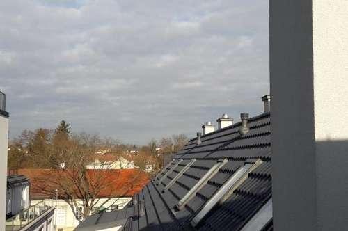 LUXUS PUR Dachterrassen Maisonette + Terrasse+ Einbauküche im Zentrum v. Stockerau NEUBAU !!!!!