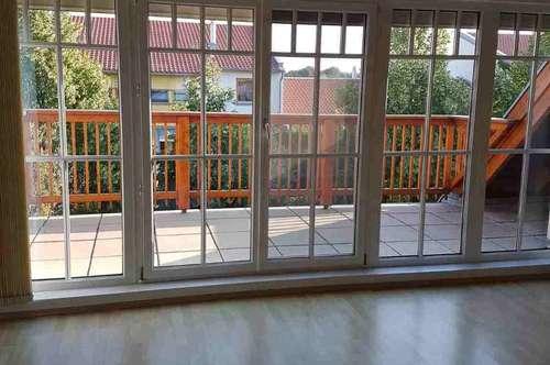 Charmante 4-Zimmer-Neubauwohnung mit Terrasse, zwei KFZ-Stellplätze in Grün- und Ruhelage!