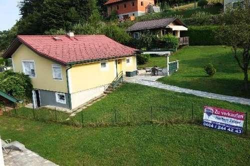 romantisches Wohnhaus mit Ferienhaus