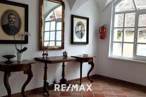 Romantische Wohnung über den Dächern der Radkersburger Altstadt