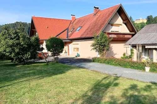 Großzügiges Wohnhaus mit Geschichte in Arnfels
