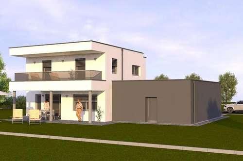 Neubauprojekt Einfamilienhäuser
