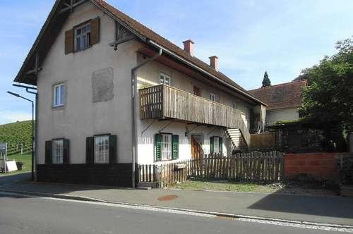 Bürgerhaus mit 3 Wohneinheiten