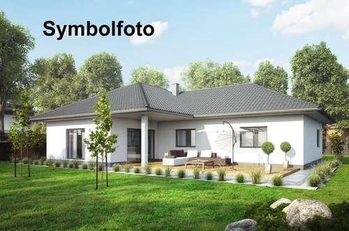 Belagsfertiger Neubau-Bungalow