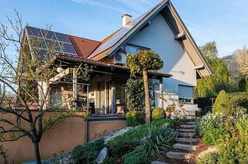 Familienhaus in ruhiger Aussichtslage