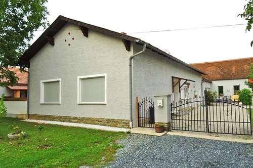 Beziehbares Wohnhaus mit Potenzial