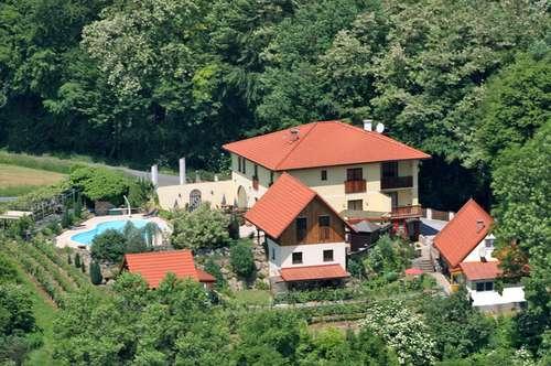 Mediterranes Anwesen im Toskana Stil
