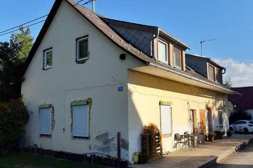 Teilsaniertes Wohnhaus mit 2 WEH