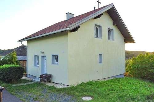 Teilsaniertes Wohnhaus in Thermennähe