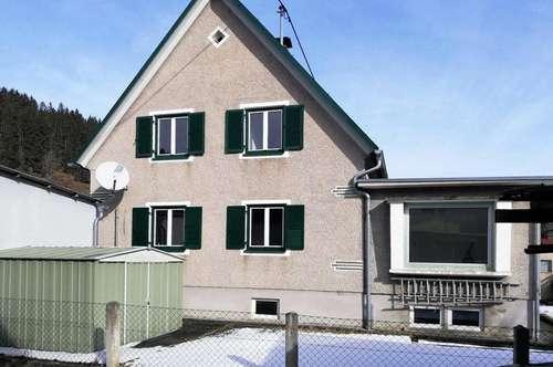 Gepflegtes Wohnhaus in guter Wohnlage