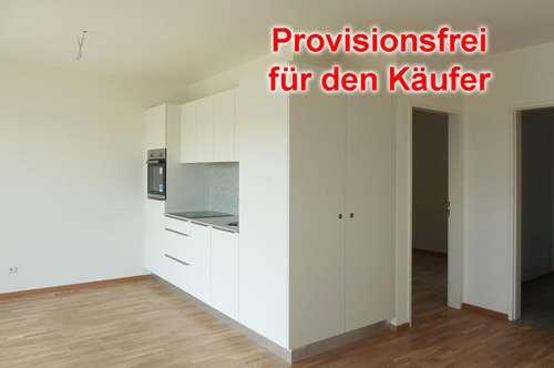 Vermietete Anlegerwohnung mit Balkon
