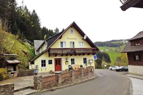Vielseitiges Haus im Almenland