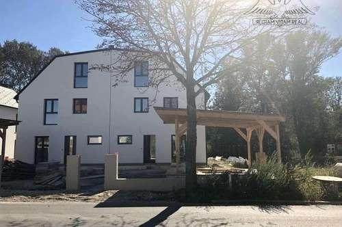PROVISIONSFREIE Doppelhaushälfte - 10 Häuser in Neuaigen beim Tulln