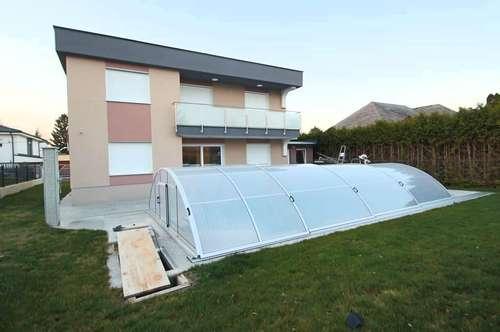 Erstbezug Luxushaus im Strasshof mit Swimming pool und Garage