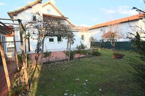 Einfamilienhaus mit Garten und Terrasse in Donaustadt
