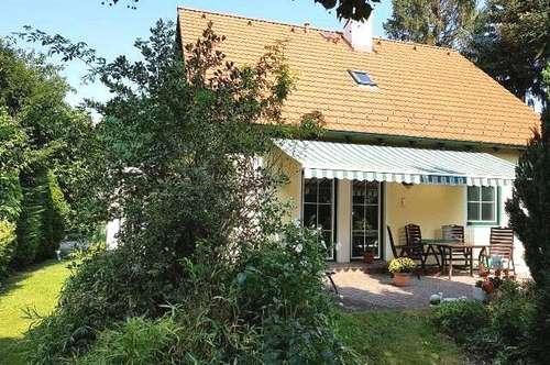 Luxuriöses Einfamilienhaus mit Sauna