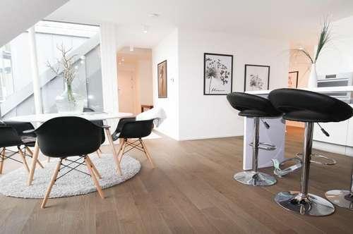 DG Maisonette - 4 Zimmer - Dachterrasse - Hochwertige Ausstattung
