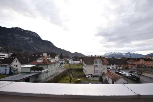 Exklusives Wohnen über den Dächern von Hohenems!