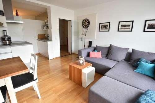 Wohnen mitten in der Stadt - 2 Zimmerwohnung zu vermieten!