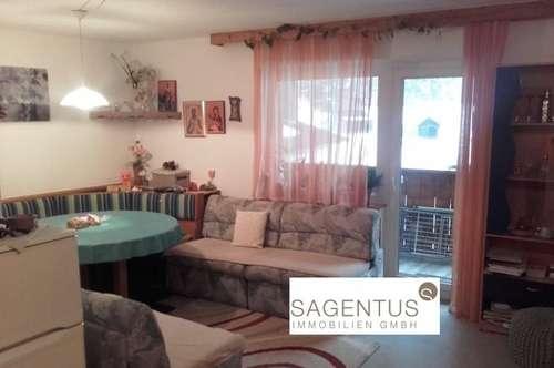Freizeitwohnsitztauglich: Schöne 3-Zimmer-Wohnung mit Süd-Balkon - Umhausen