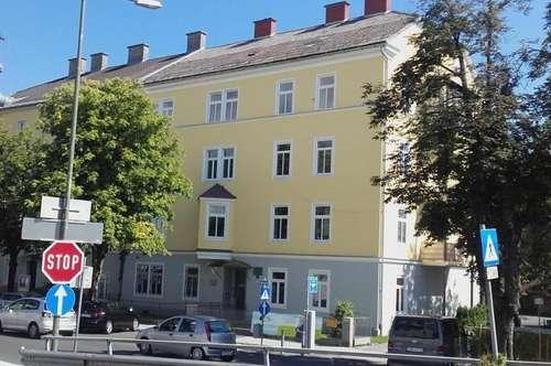 Edle 3-Zimmer-Wohnung in stilvollem Altbau in Villach - Nähe Draupromenade