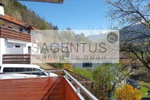 Sonnige 2-Zimmer-Wohnung in Ruhelage mit Südbalkon und AAP in Natters bei Innsbruck