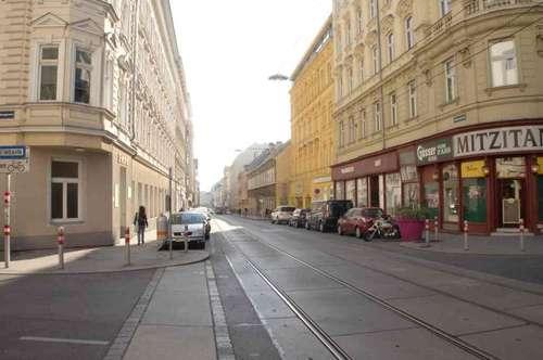 Fixer Stellplatz Nähe Westbahnhof