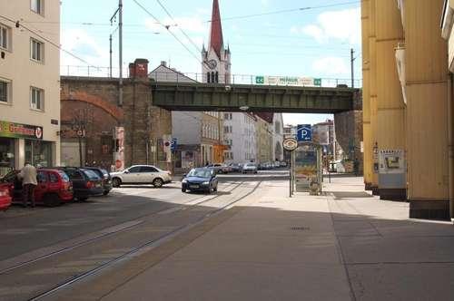 Provisionsfreier Stapelparkplatz Nähe U-3 Vorortelinie