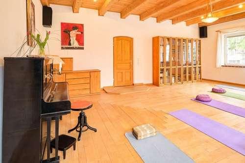 Wohnen und Arbeiten in der Villa 1000-Blum