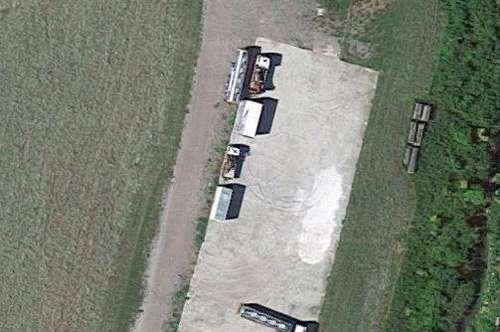 Betriebsgrundstück - Lagerfläche