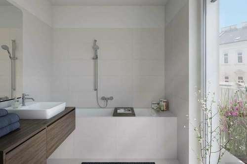 Dachgeschoss-Maisonettwohnung – 3 Zimmer mit großer Terrasse