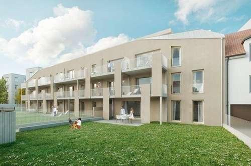 2-Zimmer Neubauwohnung mit Dachterrasse NEUBAU!