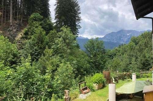 Idyllisch gelegenes kleines Wohnhaus mit gewidmeten Freizeitwohnsitz für Naturliebhaber, Anleger ...