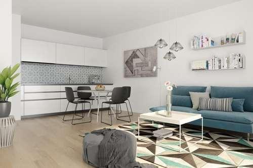 Ideal zum Vermieten - perfekte Anlegerwohnung