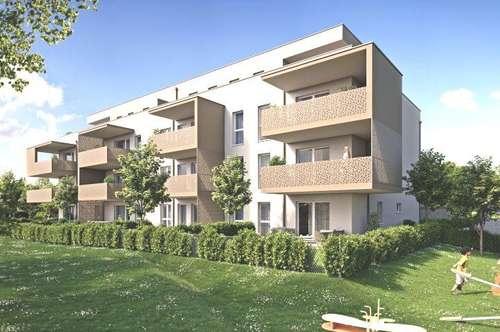 "Neubau - Wohnprojekt ""Traunfeld"" Laakirchen"