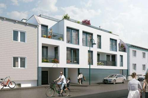 Neubauprojekt - Ihr grünes Heim am Wiener Stadtrand