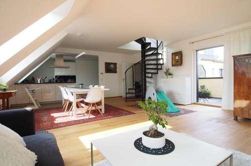 Traumhafte 4 Zimmer Dachterrassenwohnung