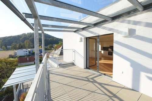 8054 Graz-Straßgang: Penthousewohnung mit tollem Ausblick!